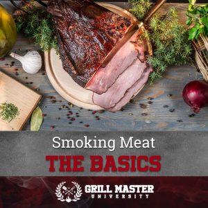The basics of smoking meat