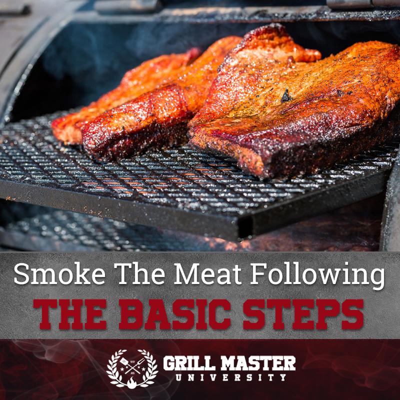 Basic smoking recipe