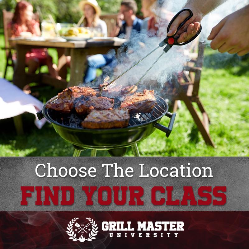 Barbecue class location