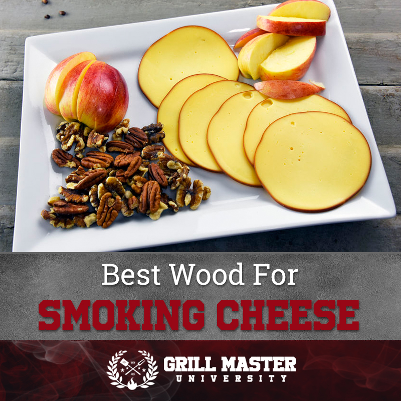 Best wood for smoking cheese