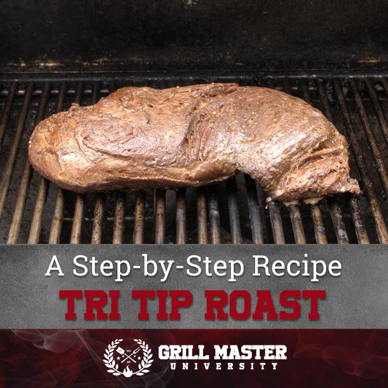 Tri tip roast recipe