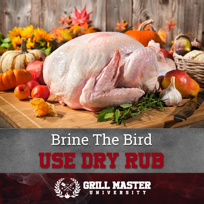 Turkey dry rub recipe