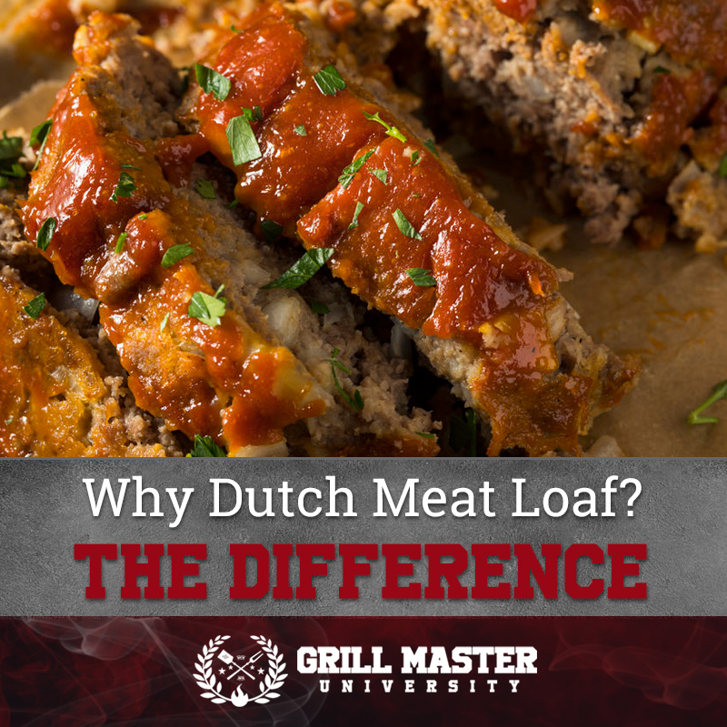 Dutch meat loaf