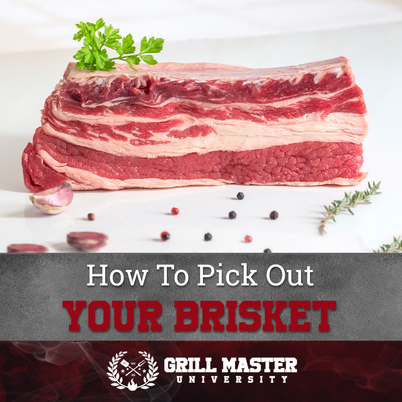 How to pick out your brisket