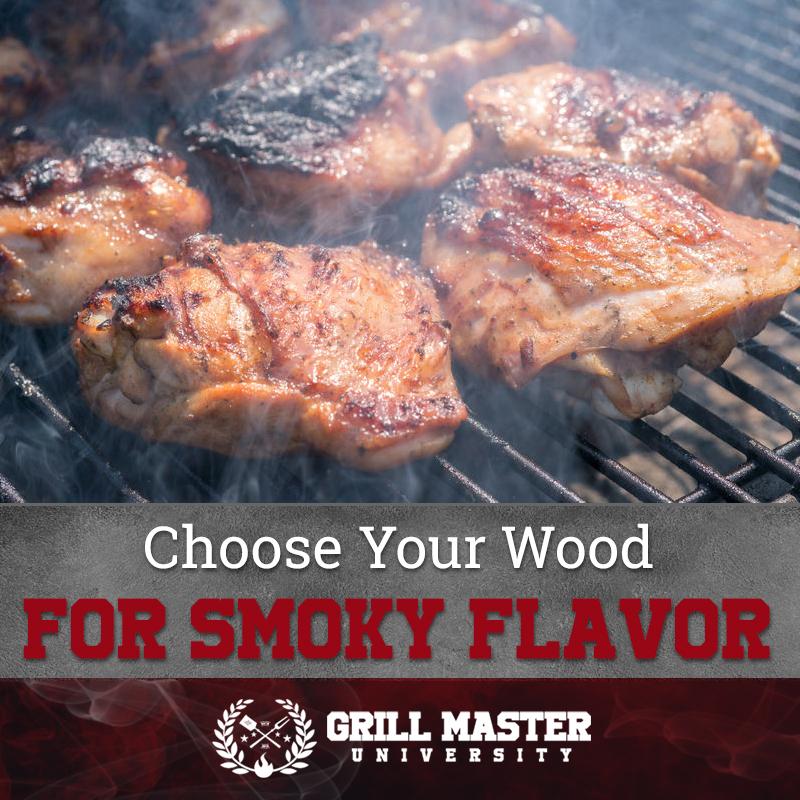 Smoky flavor