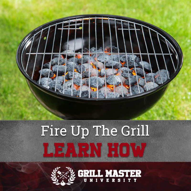 Fire up the grill