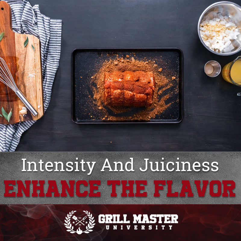 Enhance the flavor