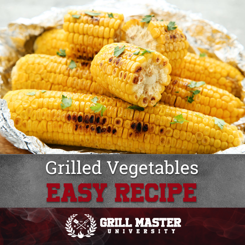 Grilled vetables recipe