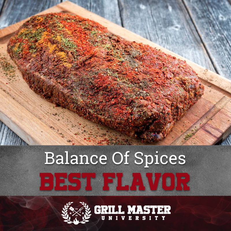 Balance of spices