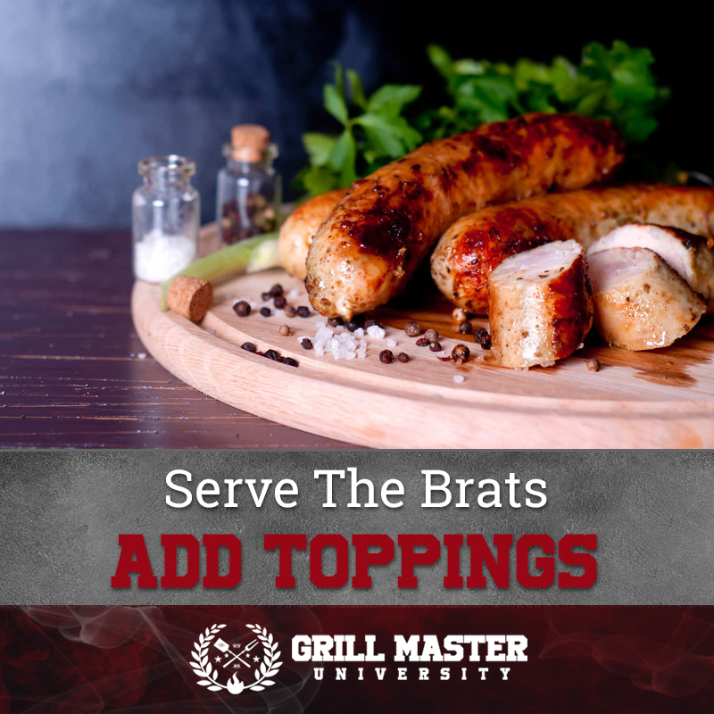 Serve the brats