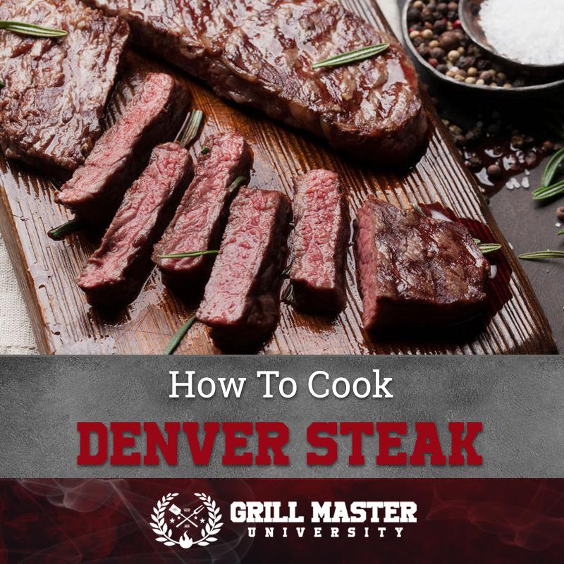 How To Cook Denver Steak