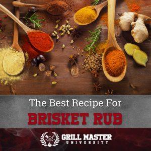 The Best Recipe For Brisket Rub