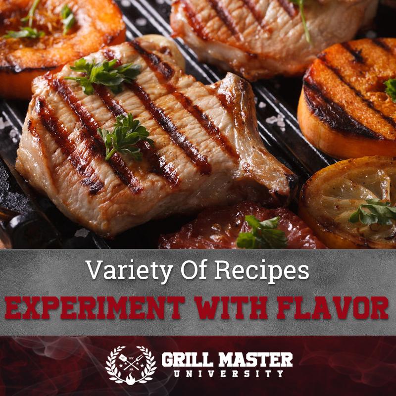 Grilled pork steaks recipes