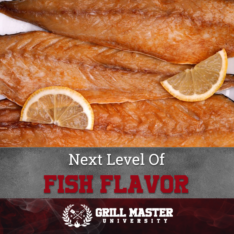 Next Level Of Fish Flavor