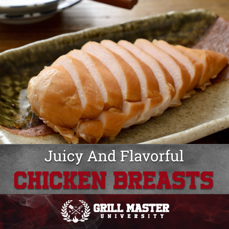 Juicy And Flavorful Chicken Breast