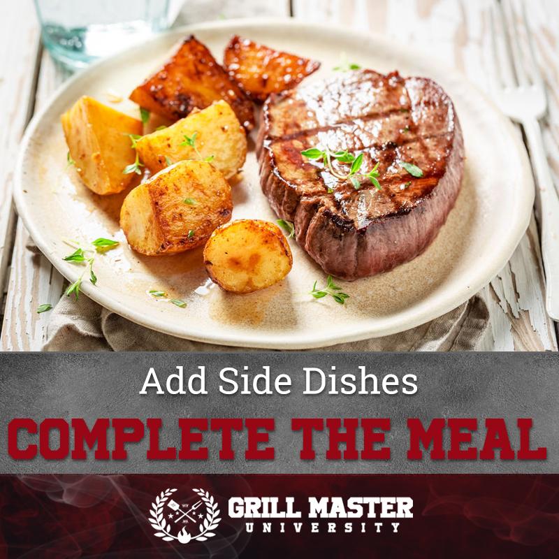 Pork steaks side dishes