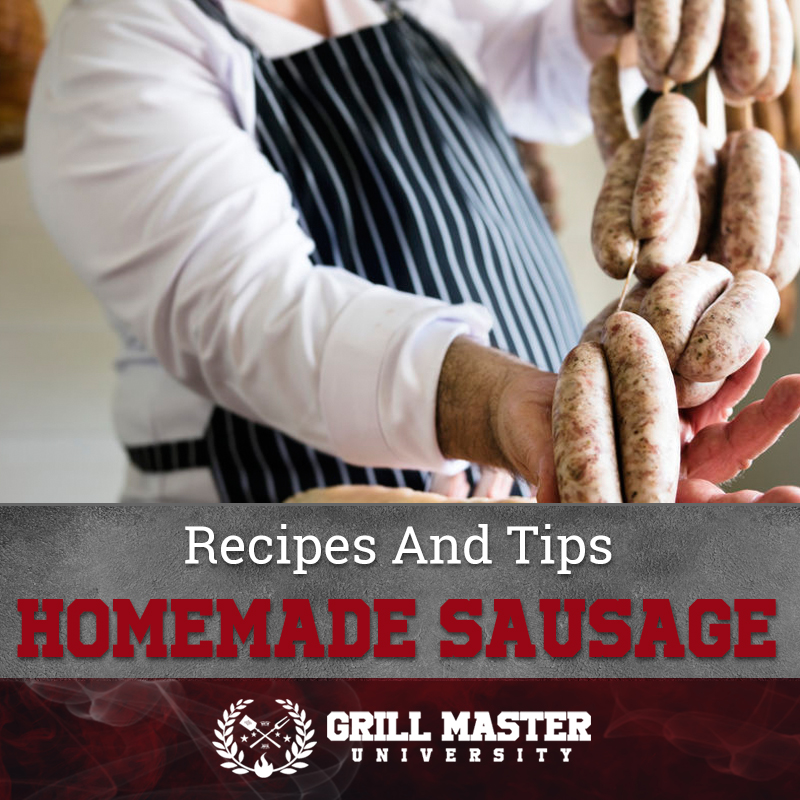Recipes And Tips Homemade Sausage