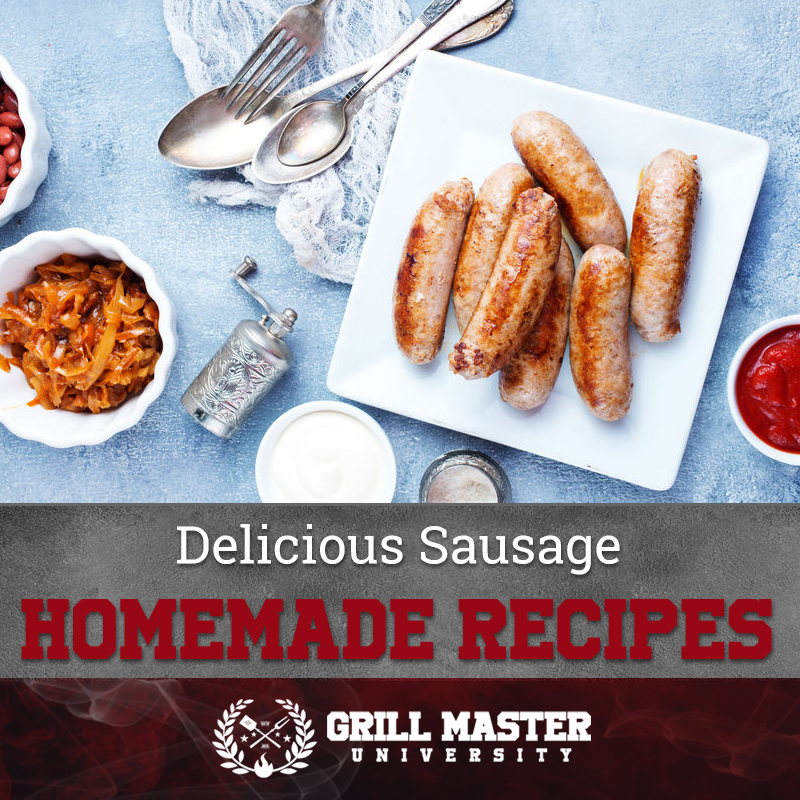 Delicious Sausage Homemade Recipes