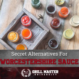 Secret Alternatives For Worcestershire Sauce