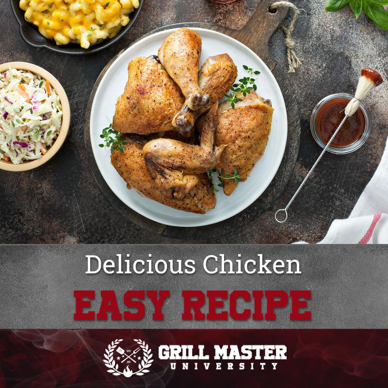 Delicious Chicken Easy Recipe