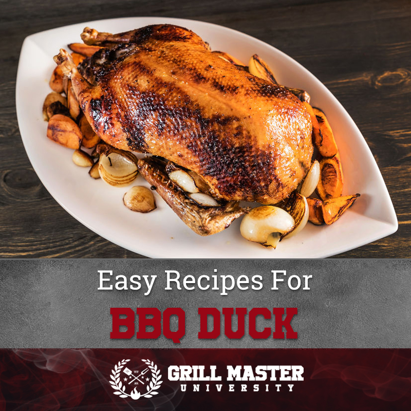 Easy Recipes For BBQ Duck