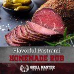 Homemade Pastrami Rub