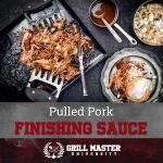 Pulled Pork Finishing Sauce Recipe
