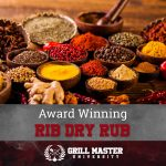 Rib Rub Award Winning Recipe