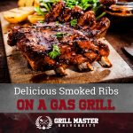 Smoke Ribs On A Gas Grill