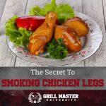 Smoked Chicken Legs Recipe
