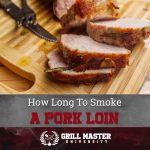 Smoked Pork Loin Recipe