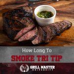 Smoked Tri Tip