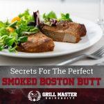 Smoking Boston Butt Recipe