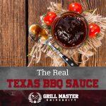 Texas BBQ Sauce Recipe