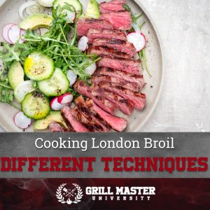 Smoked London Broil