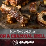 How to cook ribs on a charcoal grill