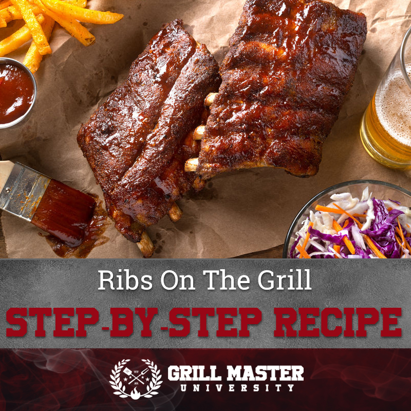 Ribs on the grill recipe