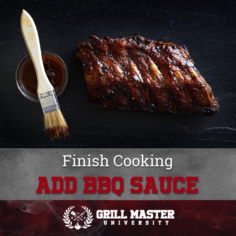 Add BBQ sauce