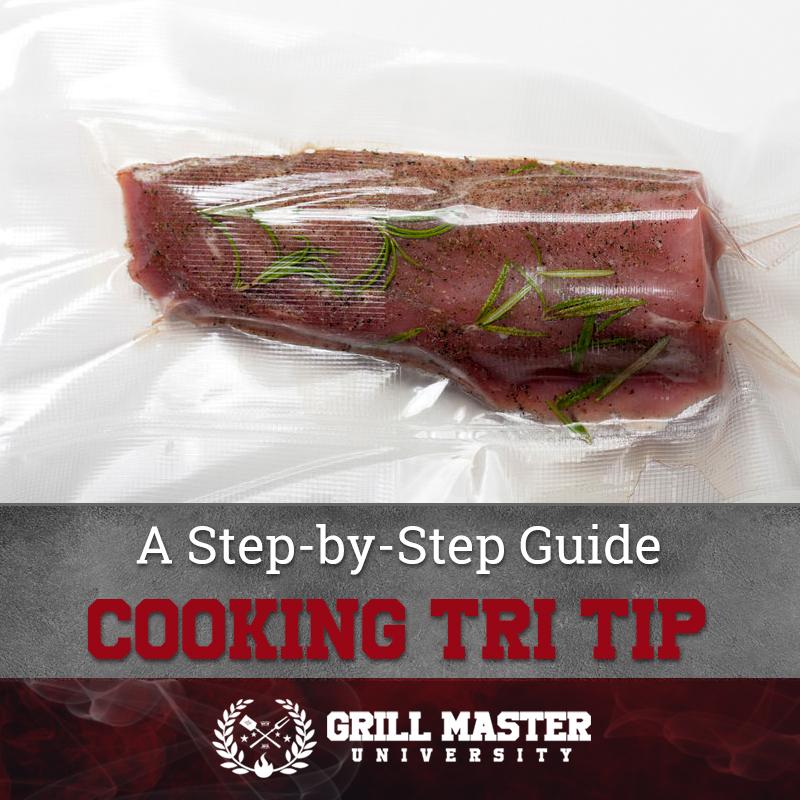 Cooking Tri Tip