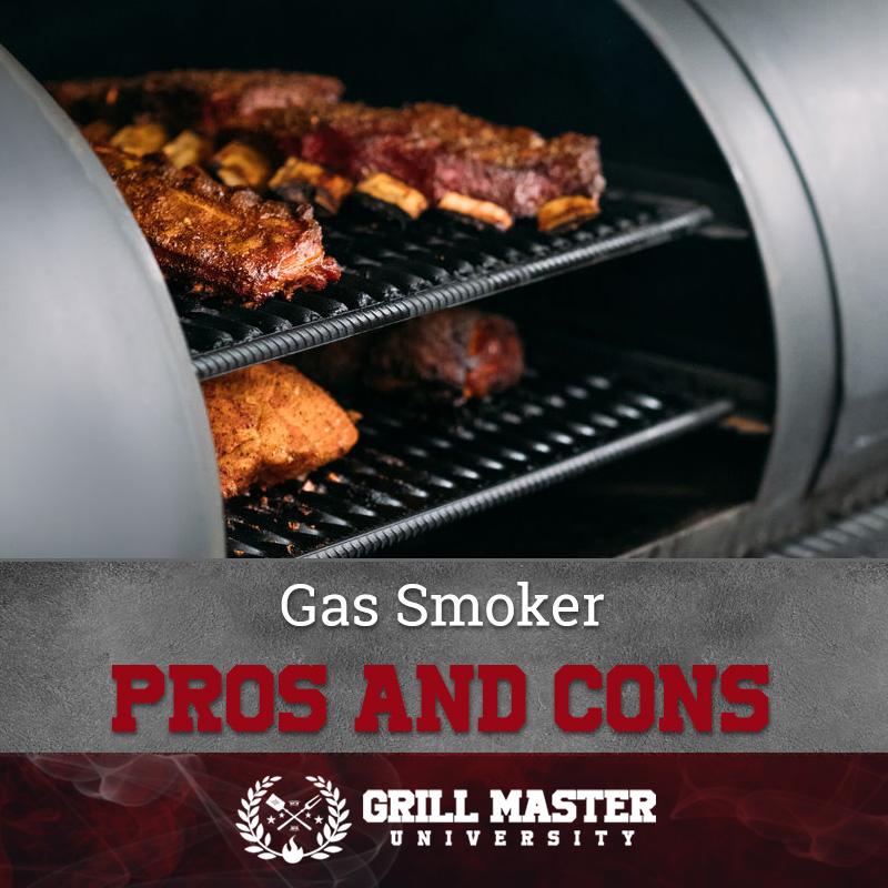 gas smoker