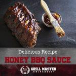 Honey BBQ Sauce Recipe