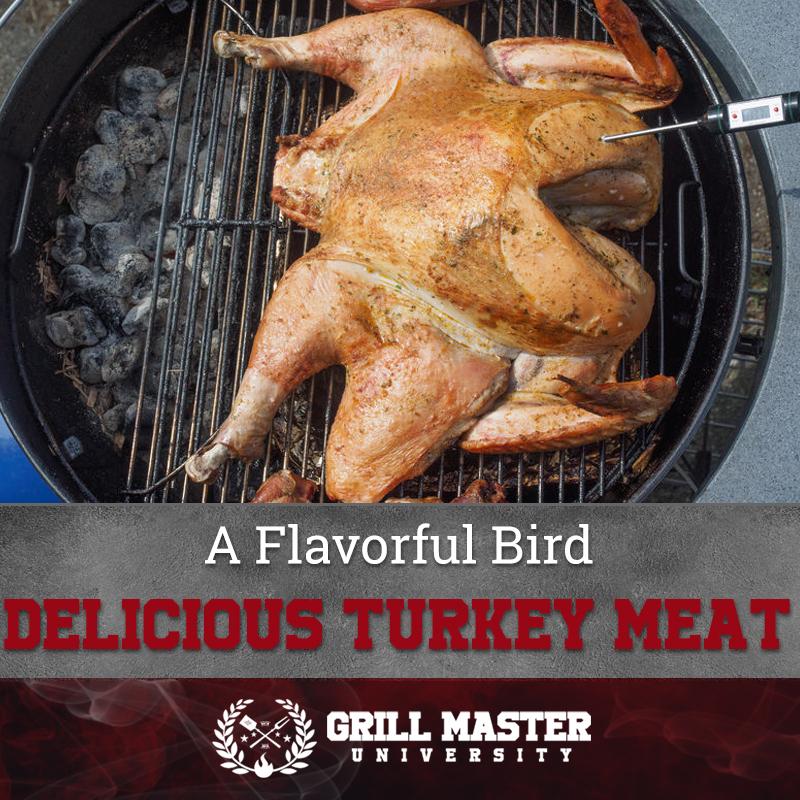 Delicious Turkey Meat