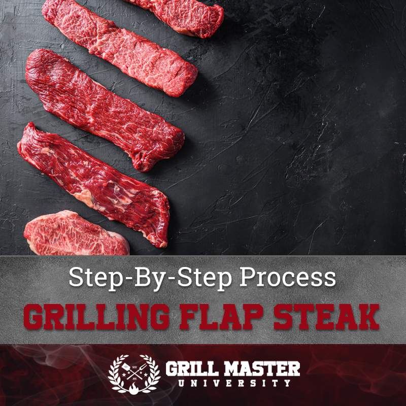 Grilling Flap Steak