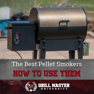 Best Pellet Smokers