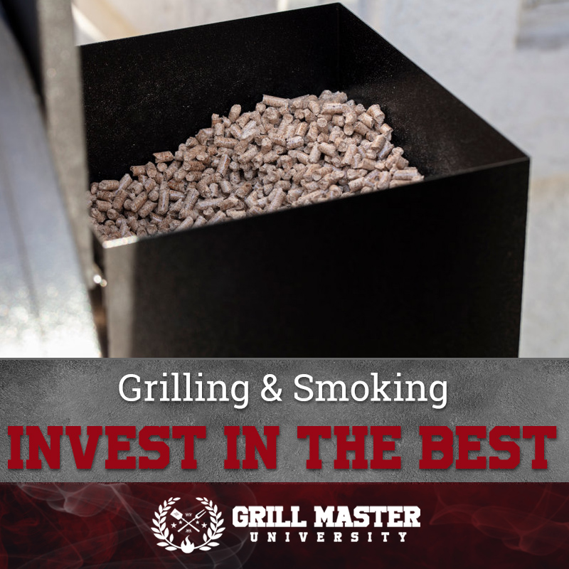Grilling And Smoking Meat
